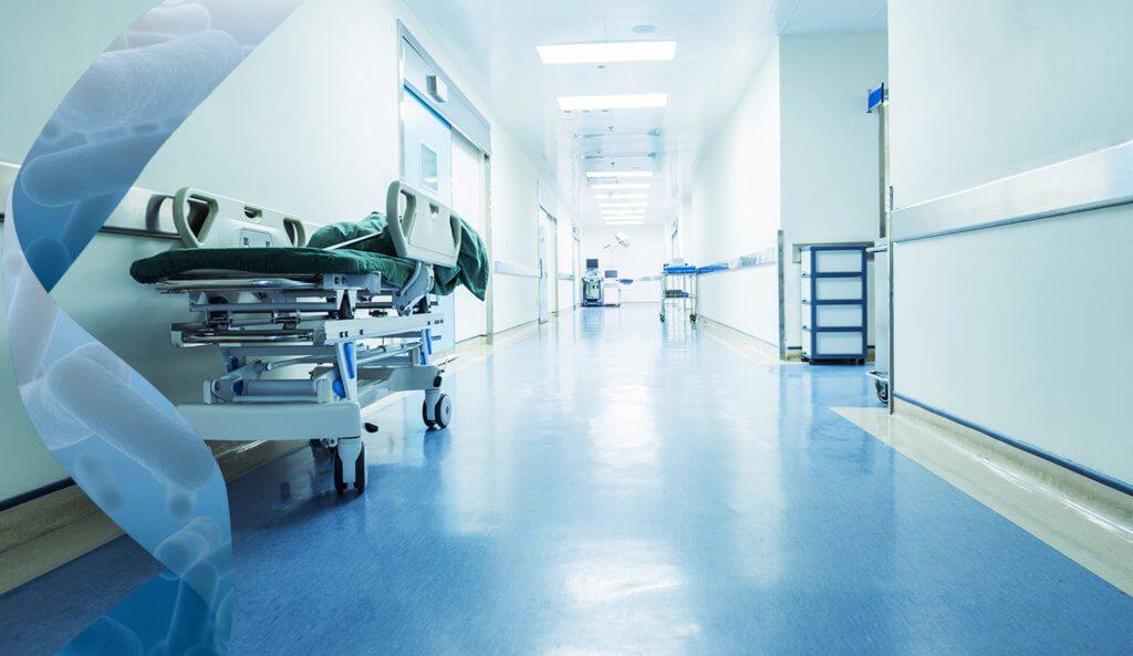 Légonelle hôpital