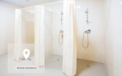 Avant la rentrée: pensez à la détection des légionelles dans les douches des internats et des gymnases